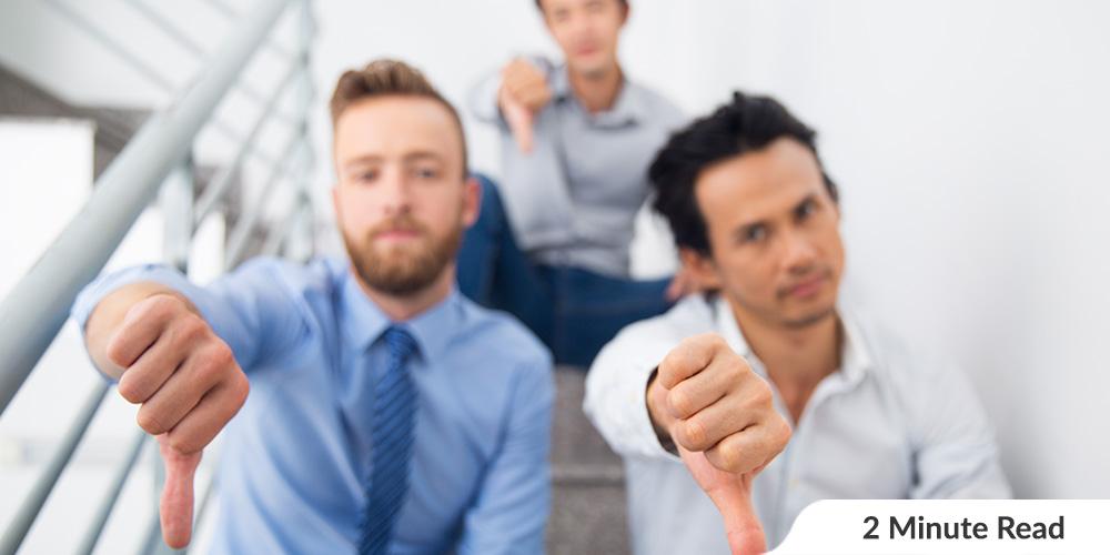 negative employees
